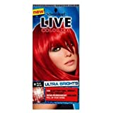 Schwarzkopf Live Color Xxl Ultra Brights 92 Pillar Box Red Semi-Permanent Red Hair