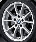 Original BMW Alufelge 1er E81 E82 E87 E88 Doppelspeiche 178 in 17 Zoll für hinten