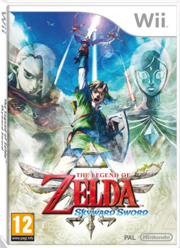 Nintendo The Legend of Zelda: Skyward Sword - Special Edition, Wii [Edizione: Francia]