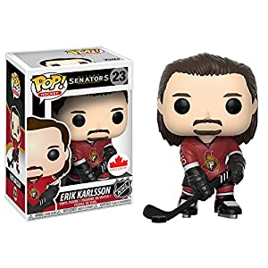 NHL POP Hockey Vinyl Figure Erik Karlsson 9 cm Funko Mini figures