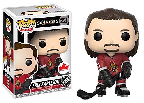 NHL POP Hockey Vinyl Figure Erik Karlsson 9 cm Funko Mini figures