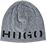Hugo Men-x 474 Bonnet, Gris (Open Grey 081), Unique (Taille Fabricant: STCK) Homme
