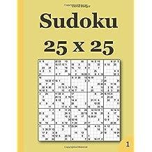 Sudoku 25 x 25