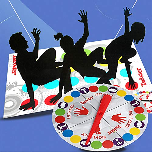 Outtybrave Funny Corpo Twister Moves Board Game Group Party Outdoor Sport Giocattolo