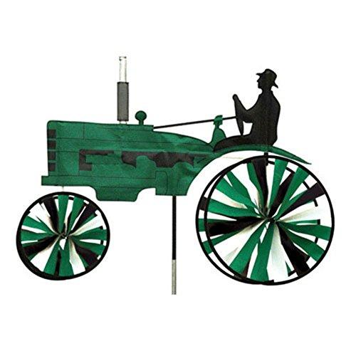 Bauer Power, Windspiel Traktor Grün
