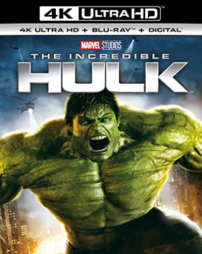 Der unglaubliche Hulk [Blu-Ray] [Region Free]