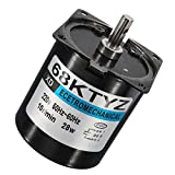 EsportsMJJ 68Ktyz Ac 220V 28W Motoriduttore sincrono a magnete permanente 10R / min