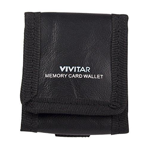 Vivitar HF-MW003 Memory Card Wallet (Black)