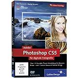 Adobe Photoshop CS5 für digitale Fotografie (PC+MAC)