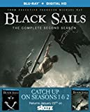 Black Sails: Season 1 & 2 [Blu-ray]