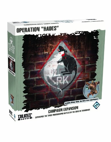 Dust Tactics: Operation Hades