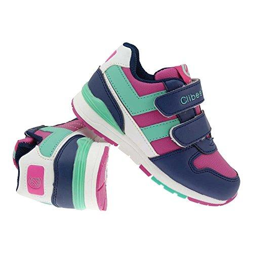 GALLUX - Kinder Sneaker Schuhe in coolen Farben Pink