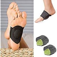 Ballylelly Neue Absorbieren Schockierende Fuß Bogen Unterstützung Plantar Fasciitis Ferse Schmerzen Hilfe Füße... preisvergleich bei billige-tabletten.eu