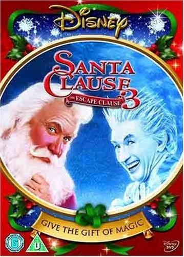 Santa Clause 3 : The Escape Clause [UK Import]