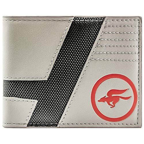 Cosplay Star Fox Kostüm - Star Fox Zero Stern-Flügel-Team-Logo Grau Portemonnaie Geldbörse