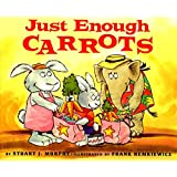 Just Enough Carrots: Math Start - 1: Comparing Quantities for Pre-K-Kindergarten