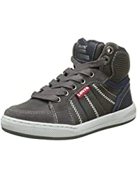 Levi's Jungen Club Mid Hohe Sneaker
