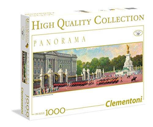 Clementoni 39322 - Puzle panorámico (1000 Piezas)