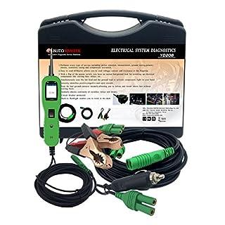 yantek yd208 KFZ Elektrik System Diagnostic Tool Spannungsprüfer gleichen Funktion wie Autel PowerScan Projektor für alle Autos