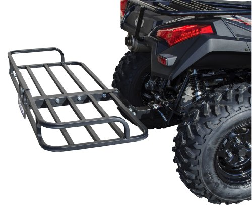 Hitch Haul 30110814 Black ATV Cargo Carrier by Hitch-Haul