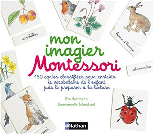 Mon coffret imagier Montessori - Dès 3 ans par Eve Herrmann