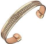 Mens Women Pure Magnetic Copper Bracelet...