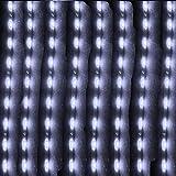 Mintice™ 8 Stück 30cm 15 LED KFZ Wasserdicht LED Lichtleiste Balken SMD Streifen Leiste 12V Weiß
