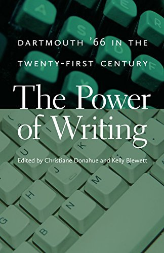 The Power of Writing: Dartmouth '66 in the Twenty-First Century (2015-06-02)