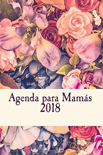 Agenda para Mamás 2018 por Tinta de Nuez Ediciones