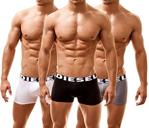 Shawn 3 Pack Herren Boxershorts, Boxer, Unterhose Muizenberg, Large