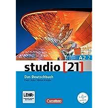 Studio 21 A2.2 Libro de curso (Incluye CD)