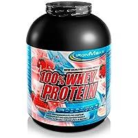 IronMaxx 100% Whey Protein - 2,35 kg Fresa