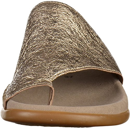 Gabor Damen Jollys Pantoletten, Mehrfarbig Gold(Beige)