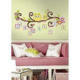 RoomMates 54266 Happi Zweig Buchstaben