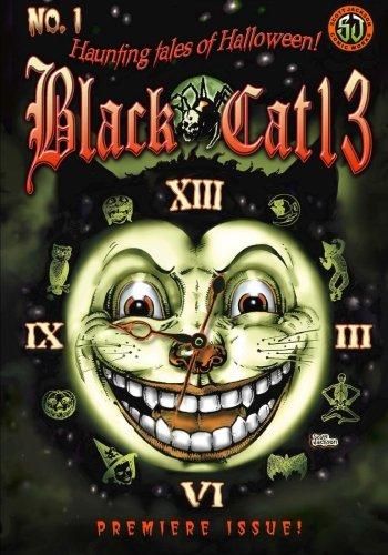 Black Cat 13: Haunting Tales of Halloween