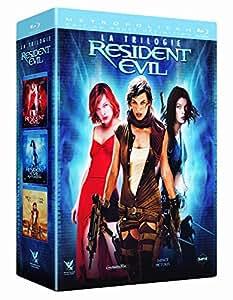Resident evil - la trilogie [Blu-ray]