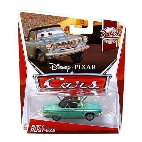 Disney Pixar Cars 2 Rusty Rust-Eze - Voiture Miniature Echelle 1:55