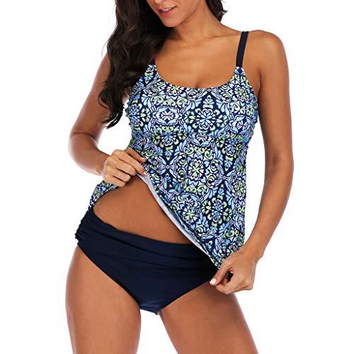 Vectry Braga Bikini Brasileña Tankini Mujer Tallas