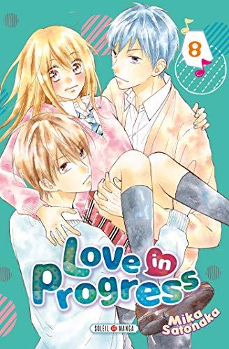 Love in progress T08 par Mika Satonaka