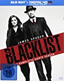 The Blacklist - Season 4 [Blu-ray]