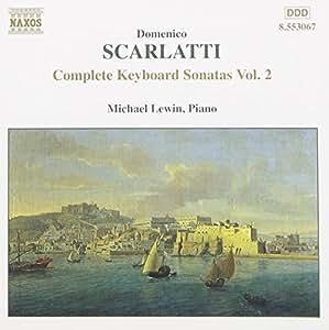 Intégrale des Sonates pour clavier, Vol.2