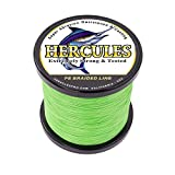 Hercules Super Strong 500M 547 Yards Braided Fishing Line 90 LB Test