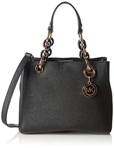 michael-korscynthia-small-leather-satchel-borsa-con-maniglia-donna-nero-nero-black-001-24x20x11-cm-b
