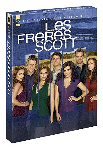 Les Frères Scott - Saison 8 [Francia] [DVD]
