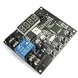 DollaTek 12V Batterieentladungsmodul Unterspannungsschutz Relaisplatine Typ Niederspannungserfassungsrelais Modul V3.4