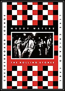 Muddy Waters - The Rolling Stones - Checkerboard Lounge - Live Chicago 1981 (+CD)