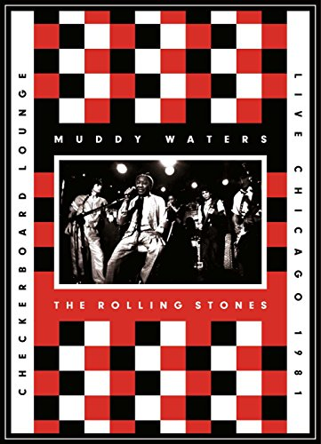 Muddy Waters - The Rolling Stones - Checkerboard Lounge - Live Chicago 1981(+CD)