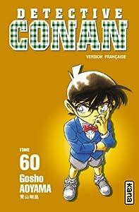 Détective Conan Edition simple Tome 60