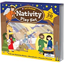 Let's Pretend: Nativity Play Set