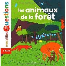 Les animaux de la forêt NE